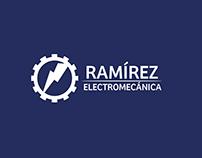 Electromecánica Branding