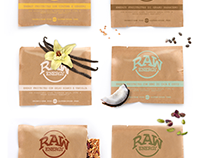 Raw Energy // Brand Indentity & Packaging