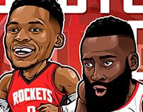 New Rockets Duo