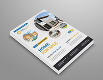 Real Estate & Property Flyer Template