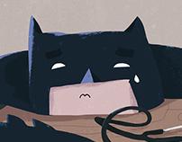 Sad Bat.