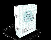 Package Design Tea Pack- Tea Bait Christina Filippou