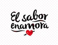 """Lario """"El sabor enamora"""""""
