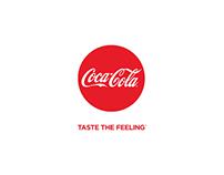 Mood video for Coca cola sales conference