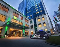 Holiday Inn Baku, Azerbaijan