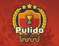 Personal Project: Pulido Clan Logo