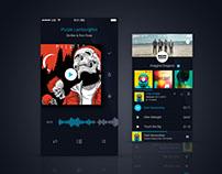 Dope - Music UI Kit App Template