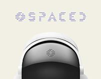 Spaced Brand / UI Design