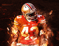 Darron Lee / Untouchable Series / Still