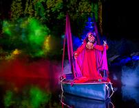 Opéra Tristan et Iseut, La forêt enchantée