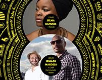 8 ANOS Irmãos Makossa — comunicação d'evento