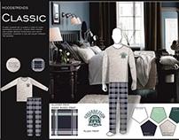 Sleepwear portfolio