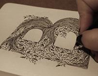 Typography SketchBook