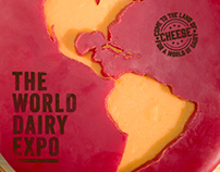 World Dairy Expo Poster (Carving)