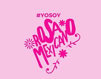 AVON YO SOY ROSA MEXICANO