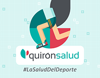 5 Motion Graphics for QUIRONSALUD HOSPITALS