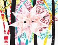 """Co przyniesie noc"" - illustration contest"
