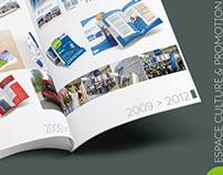 Espace Culture & Promotion | 2009 à 2012