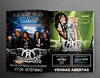 Add - Aerosmith Concert