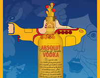 Absolut Submarine 2006 (The Beatles)