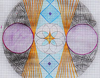 Abstract Sacred Geometry
