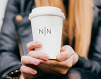 Логотип для студии ногтевого сервиса «Negas Nails»