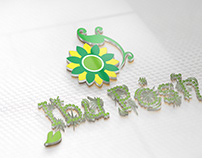 IBU POSH Company Logo Design.