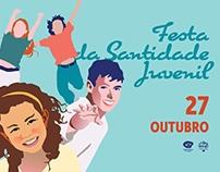 Divulgação Festa da Santidade Juvenil 2017