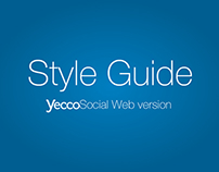 Style Guide (YeccoSocial Web)