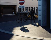 Neubau in Wien