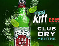 Visuel Club Dry Menthe 27