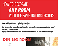 Lighting Design Tips