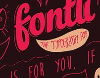 Fontli Infographic