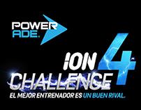 Powerade ION4 Challenge