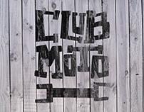 Club Moto: Branding