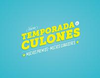 Nueva Temporada de Culones - Rifa CCEE 2016