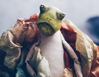 the frog Fogle