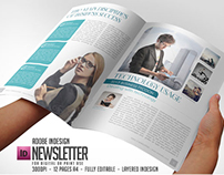 Business Newsletter Modern Template