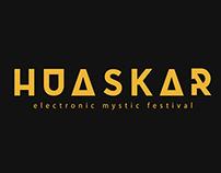 HUASKAR - Electronic Mystic Festival