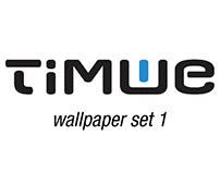 TIMWE Wallpapers Set 1