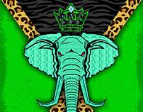 The King Elephant