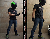 0-100 Real Quick T Shirt Design - Simon Designs