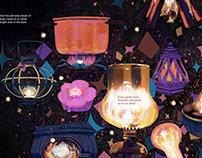 Shine Bright, Little Spark / Picturebook