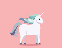 Unicorn Animation