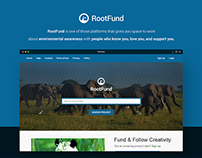 RootFund - Social Funding Projects