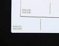 Knud & Henri