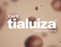 Café Tia Luiza - Sabor que marca