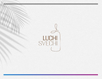 Logo, label and gift card design for candle brand