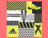 Adidas - X Football Boots Advertising