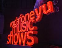 Vodafone yu Music Shows Social